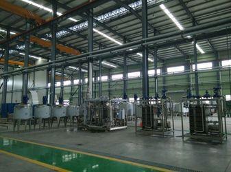 КитайТехнологическая линия молока UHTкомпания