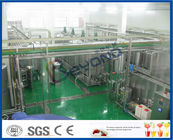 mediun size High Efficient  5TPH Mango Juice Making Machine With Aseptic  frum Packing