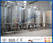 5 - 50T/H Pineapple Juicer Machine Pineapple Processing Line For Concentrated Juice