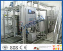5000LPH PLC Control Dairy Processing Plant , Milk Powder / Fresh Milk Processing Machine