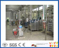 5 - 200TPD Yogurt Manufacturing Equipment , Industrial Yogurt Production Yoghurt Making Machine