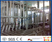 Mango Juice Factory Fruit Pulp Processing Plant , Mango Processing Equipment