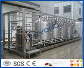 PLC Control Industrial Yogurt Making Machine For Yogurt Manufacturing Process