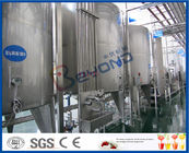Industrial Drink Production Beverage Production Line With Beverage Processing Technology