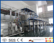 PLC Control Beverage Production Line For Tea beverage Manufacturing Industry