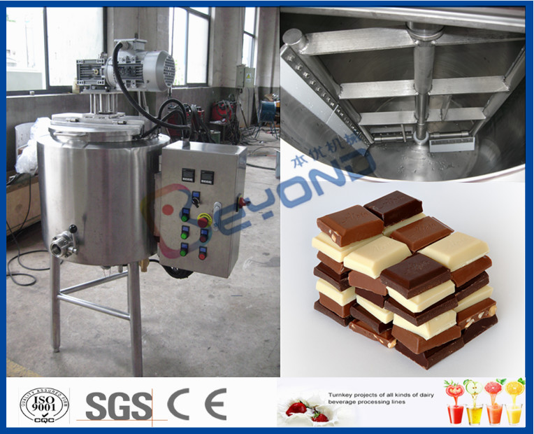 75L 150L High Efficiency Chocolate Melting Tank with Stainless Steel SUS304