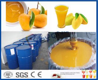 Технологическая линия манго машины процессора плода для завода по обработке сока